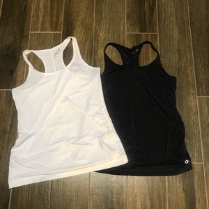 GAP Fit Breathe Active Tank Lot of Two SMALL
